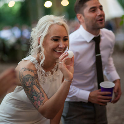 Ben & Emma's Woodland Wedding