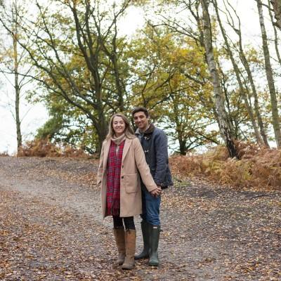 Dani & Tom's Engagement Shoot