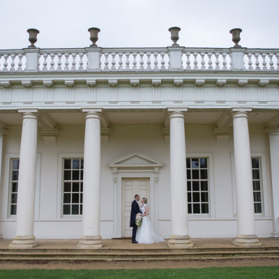 Katie and Jeremy Wrest Park