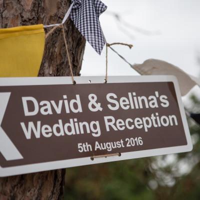 Selina and David Wrest Park