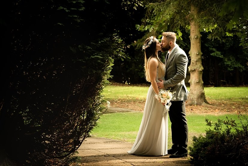 woodland-manor-gordon-baxter bride and groom.jpg