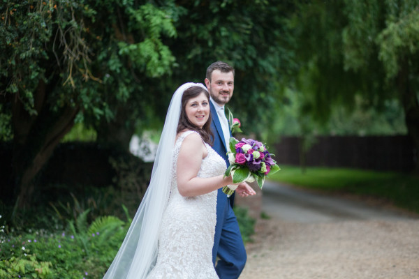 Rachael and Dan at The Priory Barns in Little Wymondly.jpg