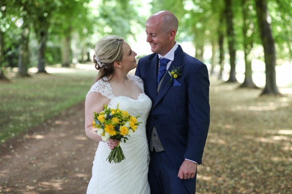 Selina and David, Wrest Park