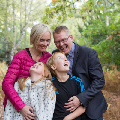 Family Autumn portraits
