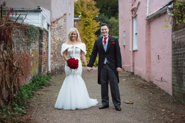 Adam and Michelle Saffron Walden
