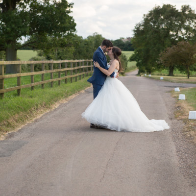 Gabriella and Danny at Milling Barn Hertfordshire