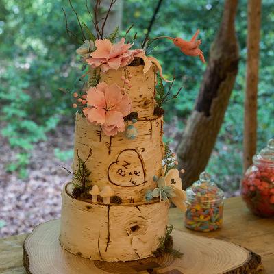 Ben & Emma's Woodland Wedding