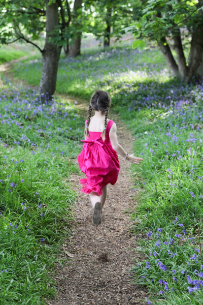 Making memories in the blue bell wood..jpg
