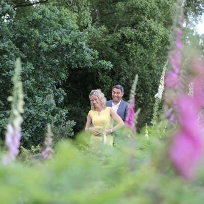 Alex and Ketal engagement photographs