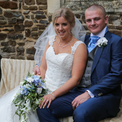 Becky and Tom Dodford Manor Barn