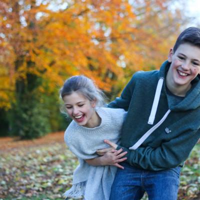 Autumn photo shoots