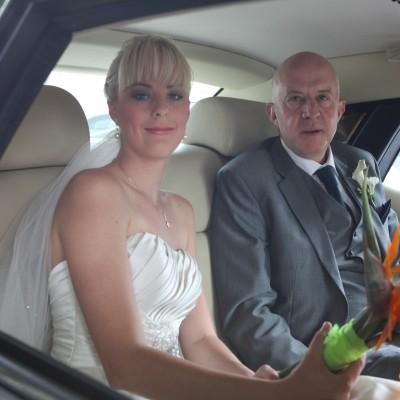 Stephanie and Richard